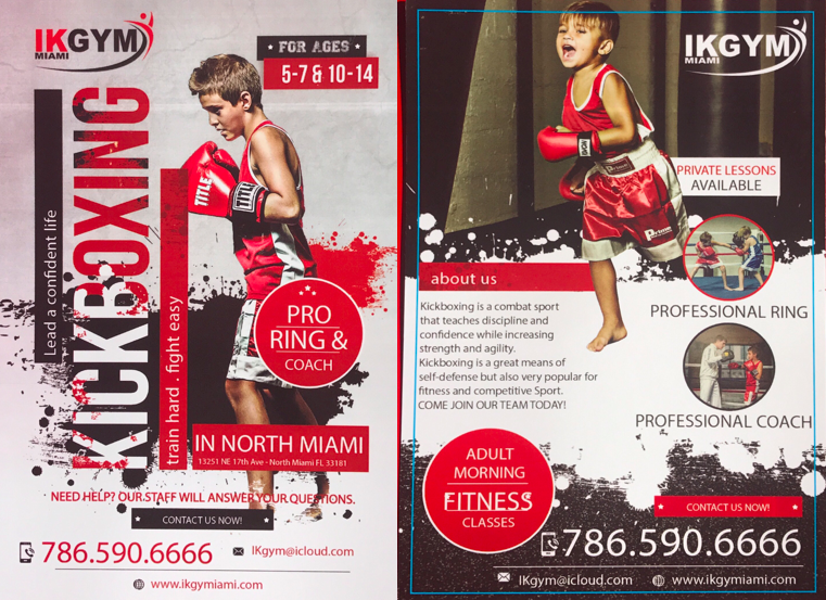 Kids Kickboxing Classes Miami