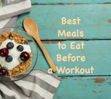 Pre-Workout Nutrition for Young Athletes: Best Meals to Eat Before a Workout