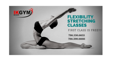 FLEXIBILITY STRETCHING CLASSES AT IK GYM MIAMI – TRY FOR FREE!!!