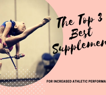 The 3 Best Supplements for Young Athletes to Improve Performance